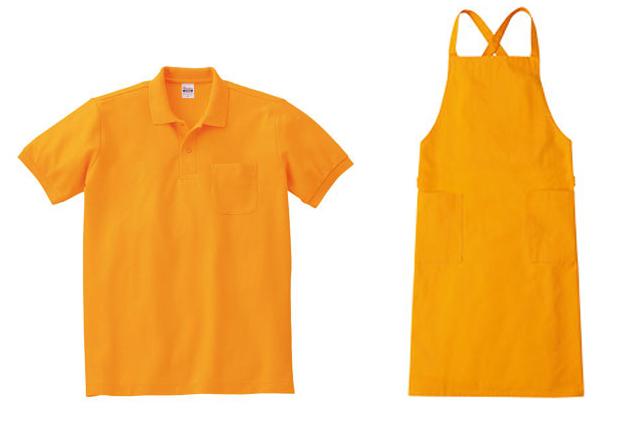 ポロシャツ&エプロン-ボディ